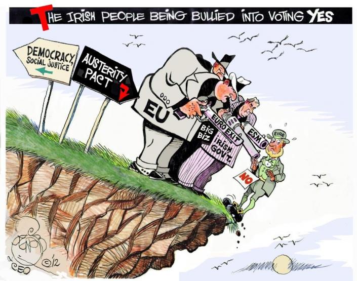 Basta austerità, fermiamo il fiscal compact
