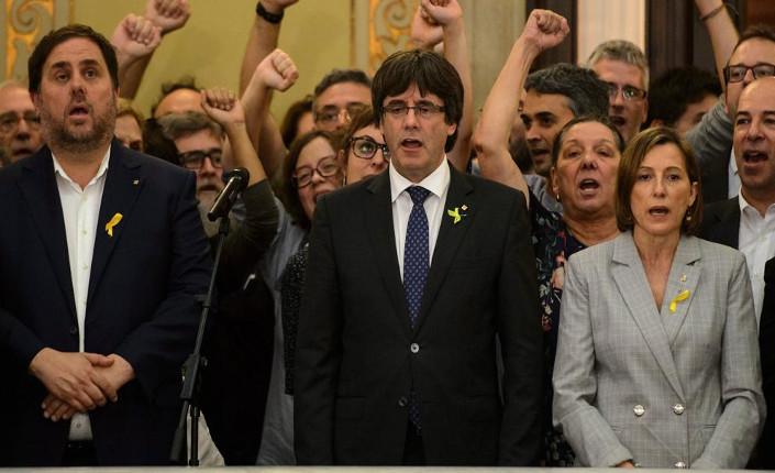 istituzioni catalane