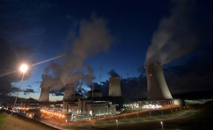 la centrale elettronucleare di Cattenom