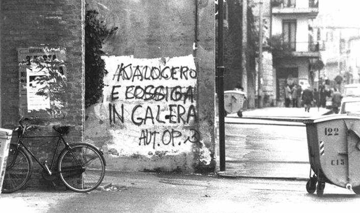 Padova, teoremi e fughe in avanti negli anni settanta