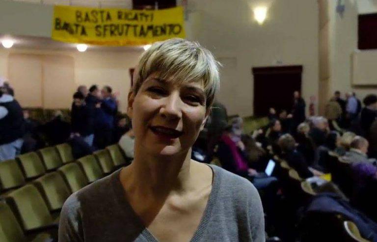 Francesca Fornario a Je so' pazzo: «Grazie compagni belli!»