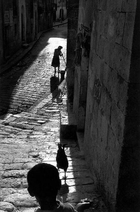 sergio larrain, corleone, 1959