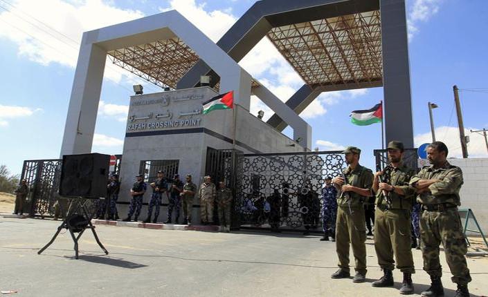 Rafah valico