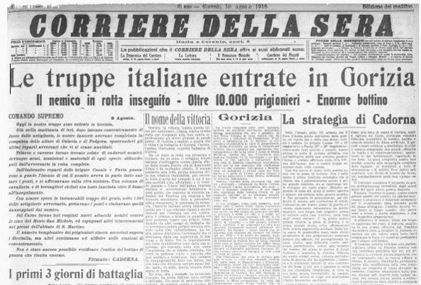«Lenin prigioniero». Il Corriere della Sera e le fake news di cent'anni fa