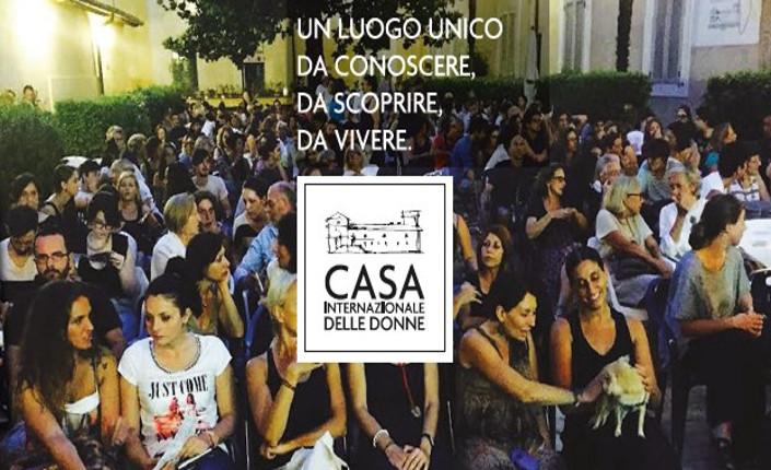 Sotto sfratto la Casa Internazionale delle Donne di Roma