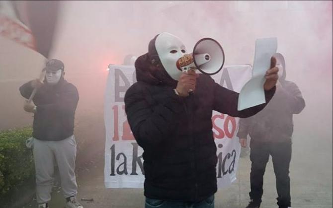 Fascisti su Roma, le bravate nelle ultime 48 ore