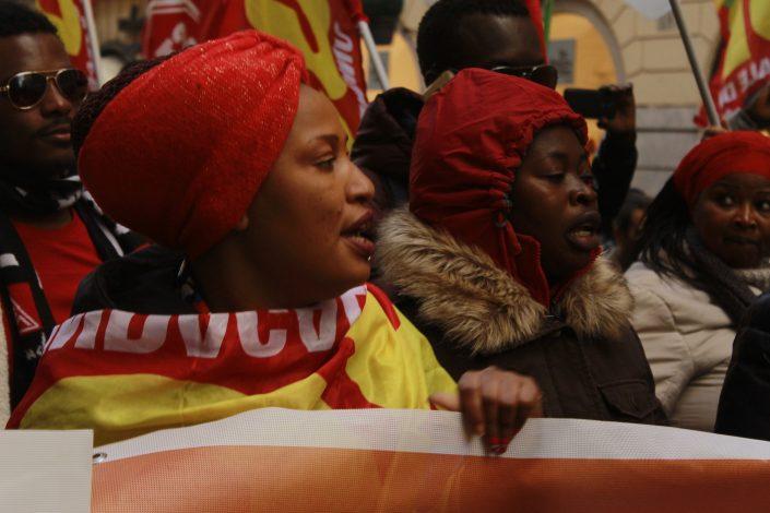 #FightRight, diritti che sconfinano nelle strade di Roma
