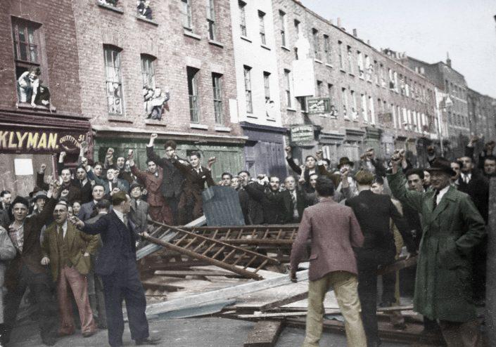 La lunga storia del fascismo e dell'antifascismo inglese