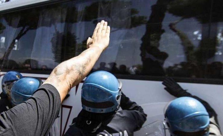 Squadrismo anti-migranti, condannati in 9 di Casapound