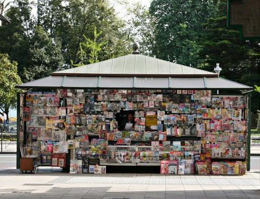 Nelle edicole la nuova vita dei libri