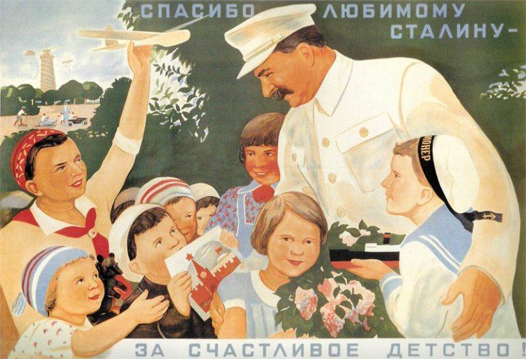 Stalinismo, la controrivoluzione cruenta