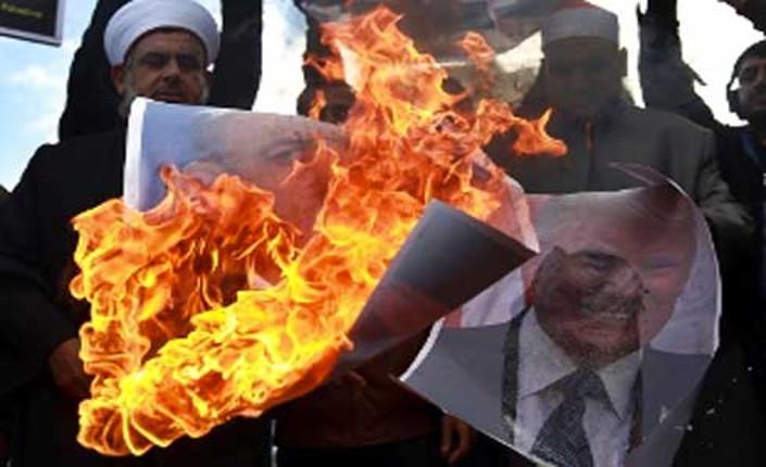 La Palestina, Trump e i nazi-ebrei