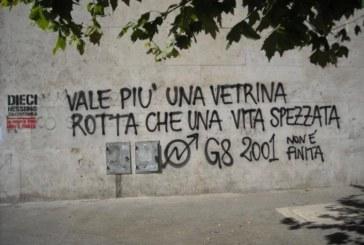 G8 di Genova, le mezze verità della polizia