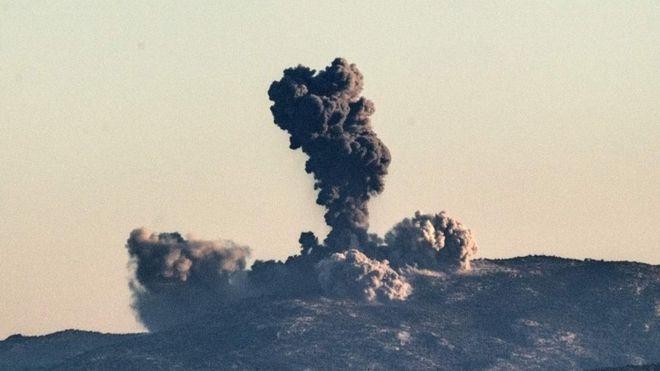 La Turchia attacca il Rojava. Prove di guerra arabo-curda