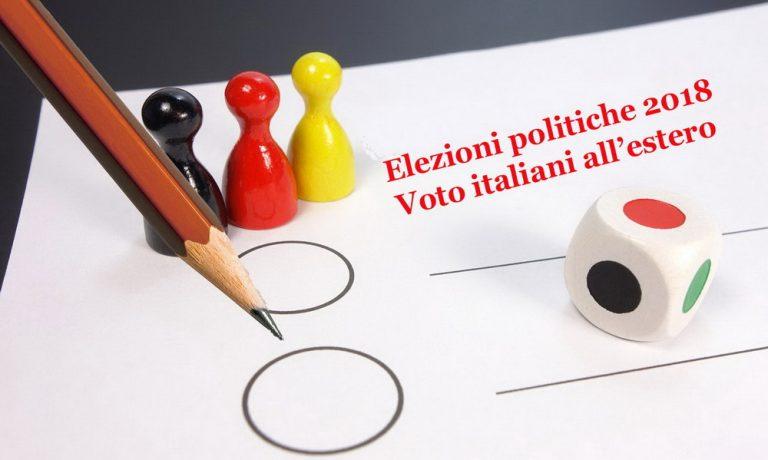 Italiani all'estero è emergenza democratica: firmare le liste entro il 25!