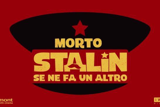 Morto Stalin locandina
