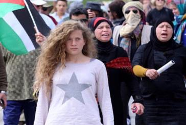 Ahed Tamimi e la paranoia di Israele