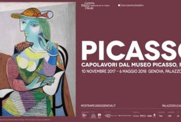 Genova, benvenuti a casa Picasso