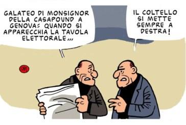 Genova, aggressione fascista. Si indaga per tentato omicidio