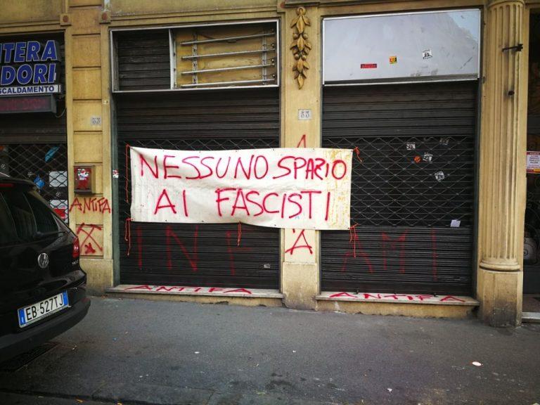 Fascisti su Genova, la banalità del sindaco di destra