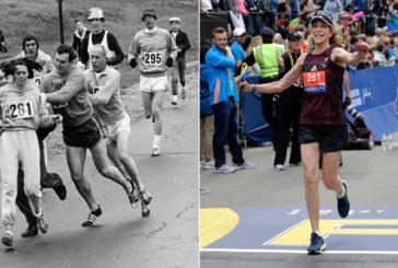 Kathrine Switzer, la numero 261 che ha fatto la storia nella maratona femminile