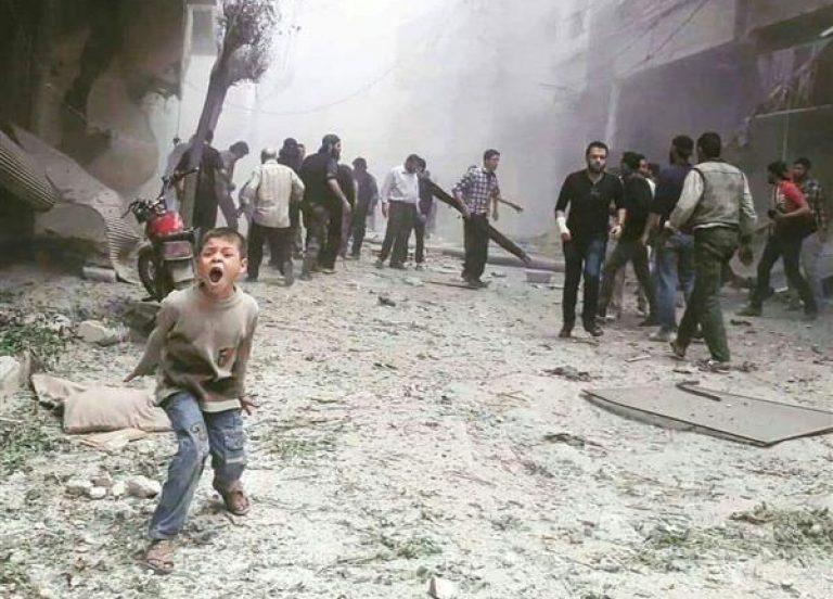 Siria, una zona umanitaria per i profughi
