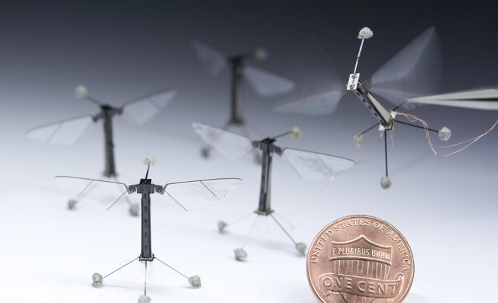 Monsanto adotta le api robot