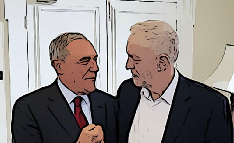 Grasso ci prova ma mica è Corbyn