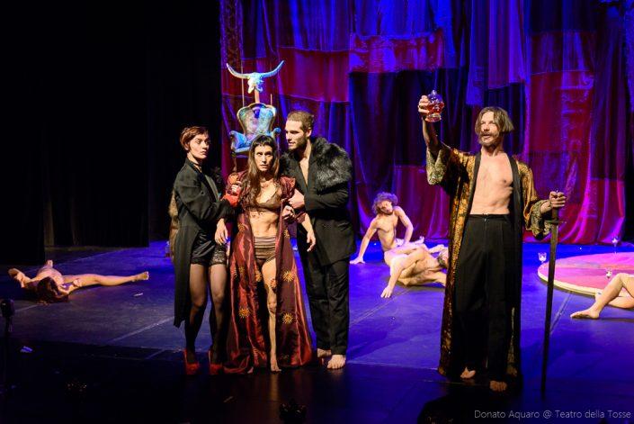Teatro della Tosse: maestri, margherite e parole che danzano