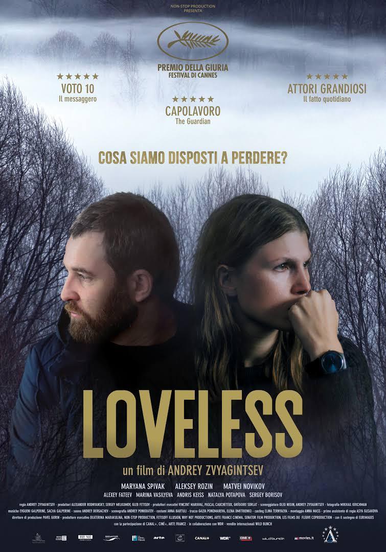 Loveless, senza amore ad arte