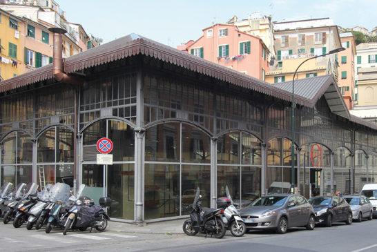 33. mercato piazza Carmine, oggi