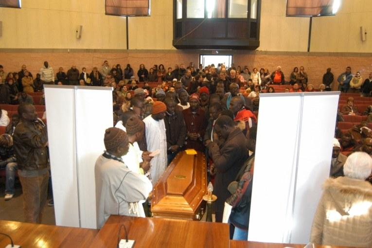 Diouf ucciso da un poliziotto. Condannato il Viminale