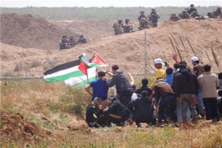 Gaza: quinto grido palestinese per il diritto al ritorno