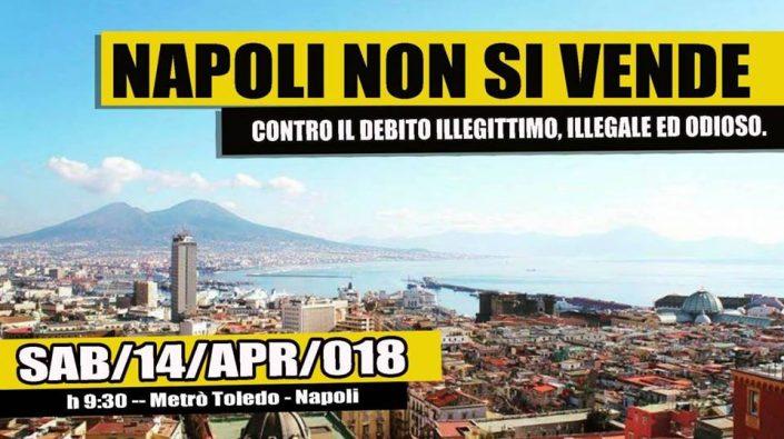 Napoli odia il debito odioso