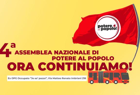 Potere al Popolo, vedi Napoli e poi ti organizzi