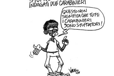 Carabinieri accusati di stupro, chiesto il processo