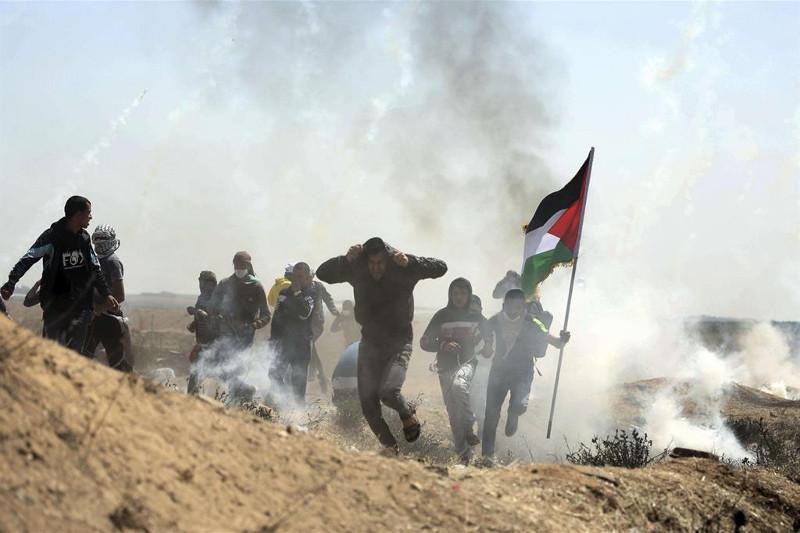 Gaza, continua la Marcia per il Ritorno