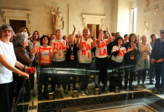 Roma: Consiglio comunale 5Stelle vota  chiusura della Casa internazionale delle donne