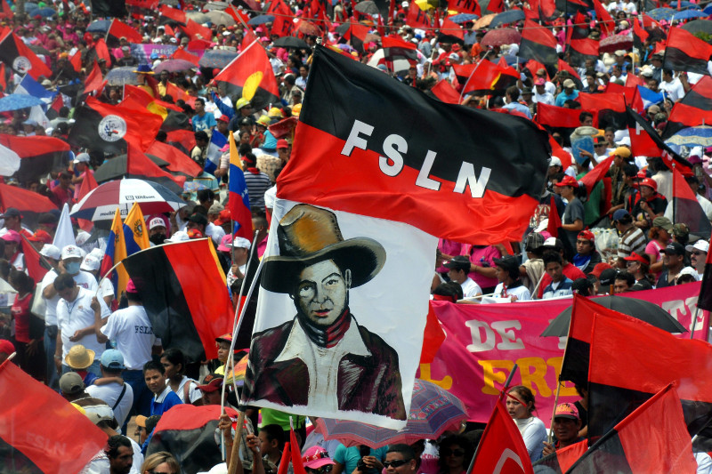 """Nicaragua: il rifiuto dell'""""orteghismo"""""""