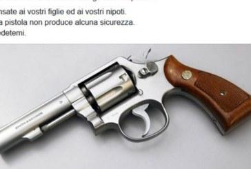 La pistola in casa, status symbol dell'era Salvini