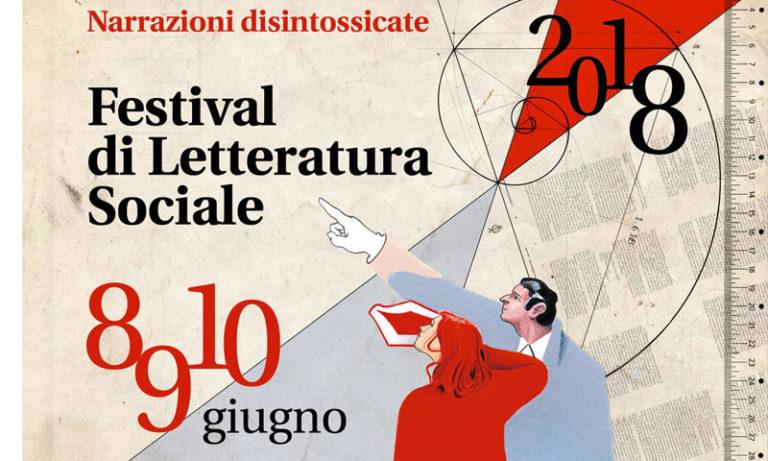 Narrazioni disintossicate a Roma: la letteratura è sociale