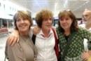 Liberata Cristina Cattafesta. Era stata sequestrata da Erdogan