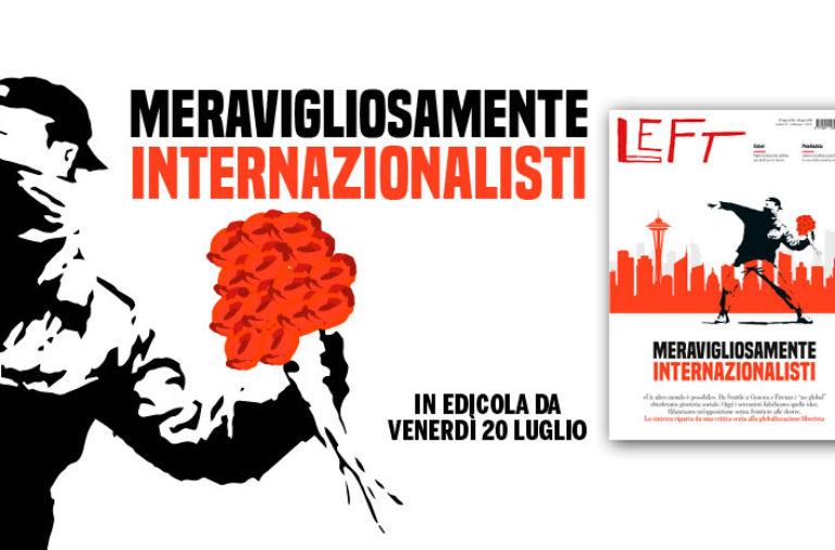 Ancora a Genova, in Piazza Carlo Giuliani