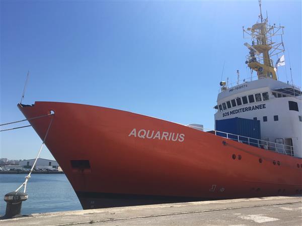 Aquarius, dov'è ora la prima nave che ha fatto incazzare Salvini?