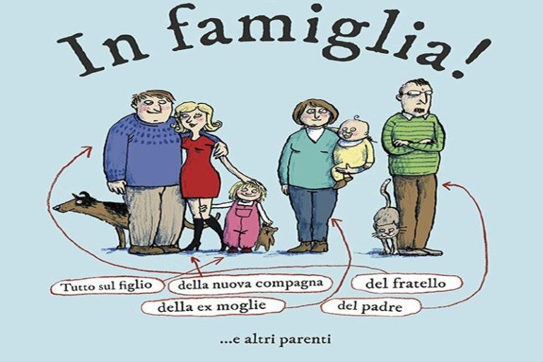 """""""In famiglia"""". Da Settenove favole vere per leggerti meglio"""