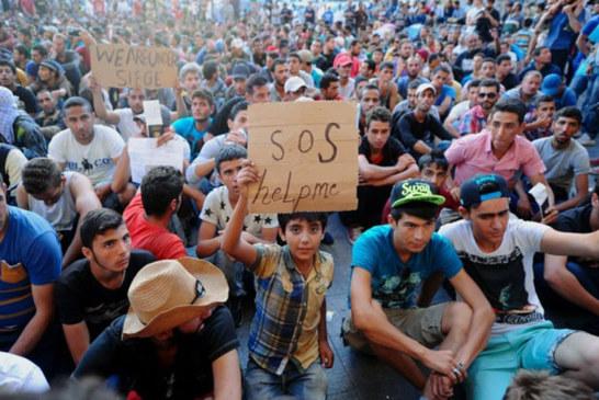 Fortezza Europa contro migranti