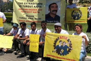 Grecia, sciopero della fame contro scambio di ostaggi
