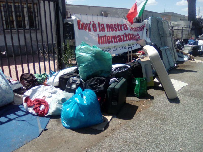 Sgombero sudanesi. Dall'integrazione alla strada nella Roma di Raggi