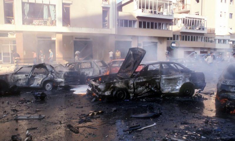 Strage di Via D'Amelio: a depistare fu la polizia