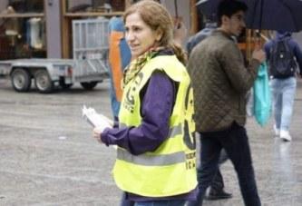 Norvegia, estradata in Turchia prigioniera femminista curda
